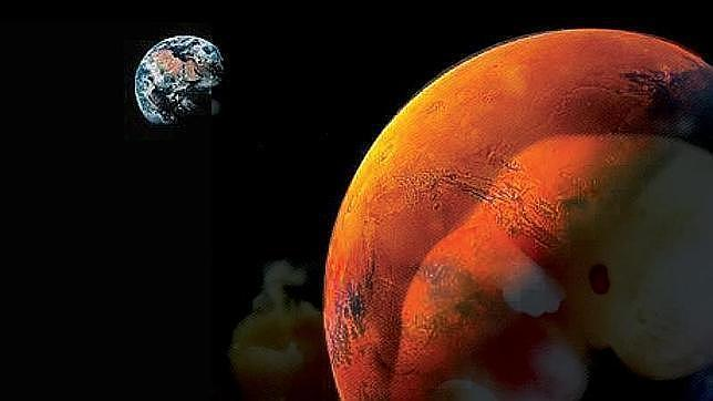 La atmósfera de Marte fue rica en oxígeno hace 4.000 millones de años