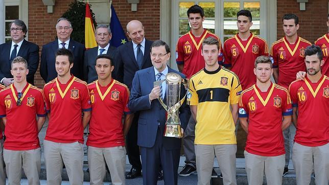 Hilo de la selección de España sub 21 e inferiores 27770336--644x362