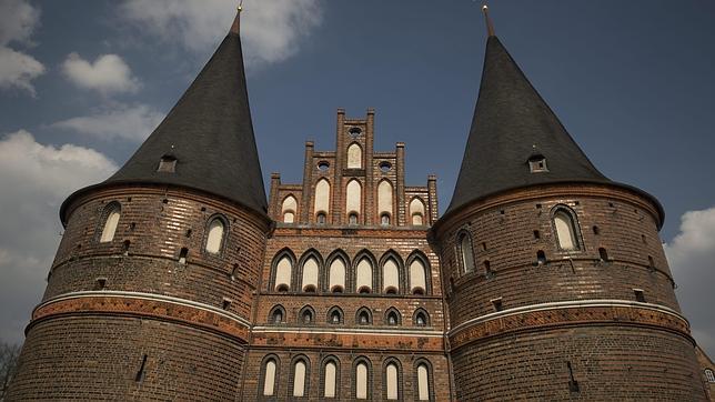 La puerta de Holsten, icono de Lübeck