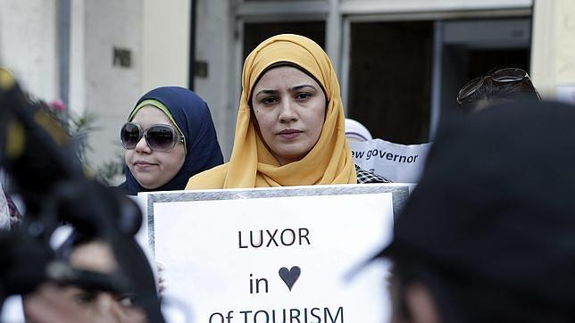 Protestas en Egipto tras el nombramiento de un presunto exterrorista al frente de Luxor