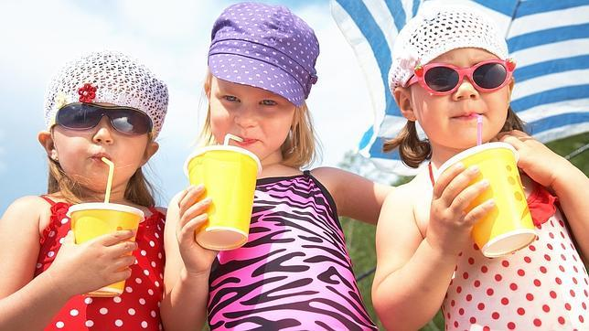 Las cinco claves para proteger la piel de los niños en verano