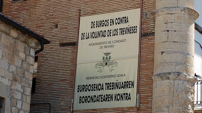 La Junta rechaza la solicitud de segregación del Condado de Treviño