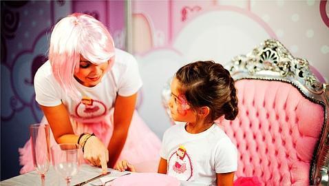 Princelandia, una puerta al mundo de las princesas - ABC.es