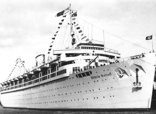 La sangrienta tragedia naval del Titanic nazi