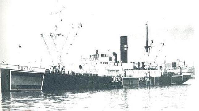 Los barcos españoles hundidos por submarinos nazis