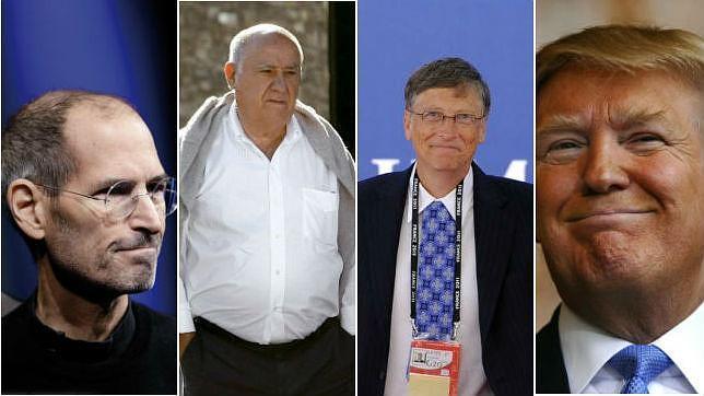 Cómo ser el próximo Amancio Ortega o Bill Gates siguiendo sus propios consejos