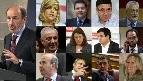 Un PSOE de derrotados y sin oficio