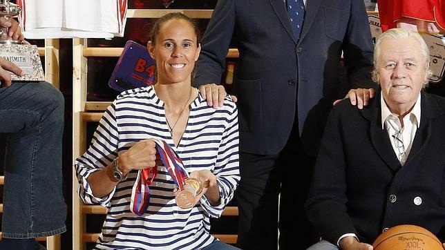 Amaya Valdemoro, baloncestista eterna