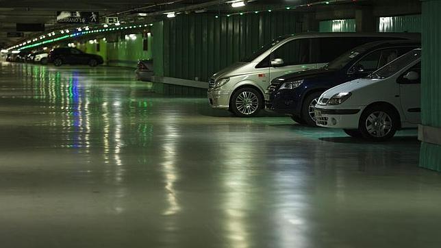 Así se hará la venta de las plazas de los  «parkings» municipales de Madrid