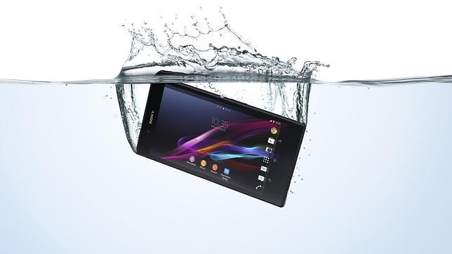 Sony Xperia Z Ultra, un «smartphone» de ciencia ficción