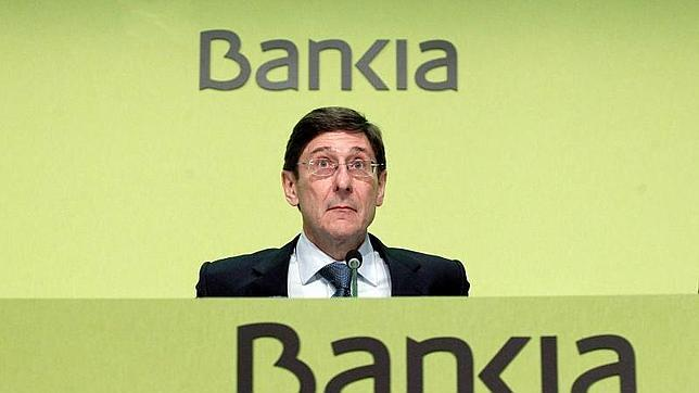 Bankia vende su participación del 12% en IAG