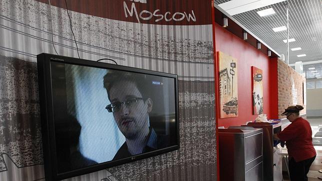 Las contradicciones del topo Snowden