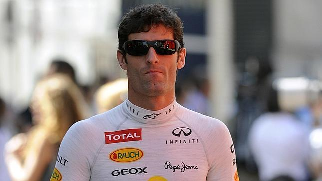 Mark Webber dejará la F1 al final de la temporada