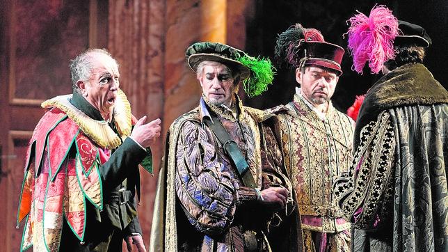 «Lo que cuesta una ópera es obsceno»