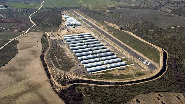 El aeródromo de Madrid necesita engullir a Casarrubios para ser viable
