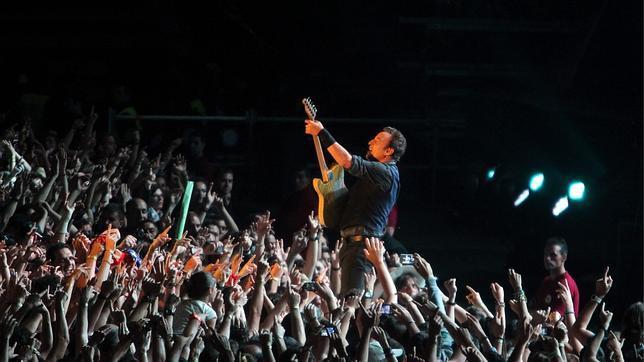 Bruce Springsteen: música, energía y compromiso