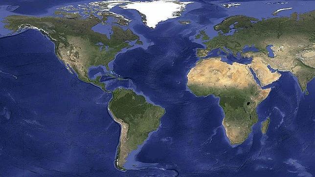 Google elimina las nubes de las imgenes de satlite de maps y earth gumiabroncs Gallery