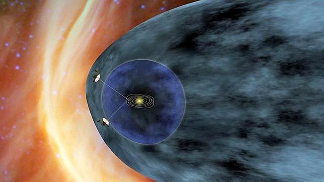 La Voyager 1 se adentra en la última frontera