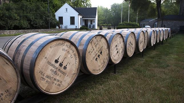 El corazón de Estados Unidos sabe a whiskey