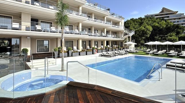Los mejores hoteles de playa de espa a seg n los internautas Hotel lujo sierra madrid