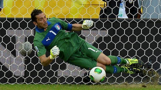 Copa Confederaciones: Italia, tercera por penaltis