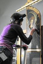 La restauración del «Cordero Místico» de Gante revela nuevos enigmas