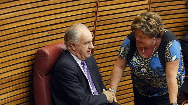 Decretan la apertura de juicio oral contra las exconselleras Martínez y Such