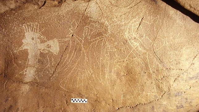 Pinturas rupestres revelan una visión del Cosmos de hace 6.000 años