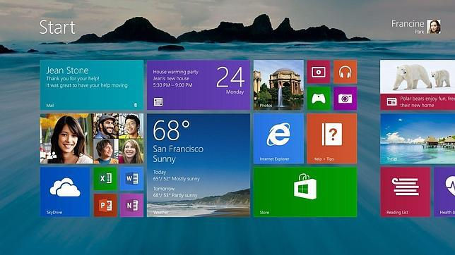 Windows 8 supera a Windows Vista