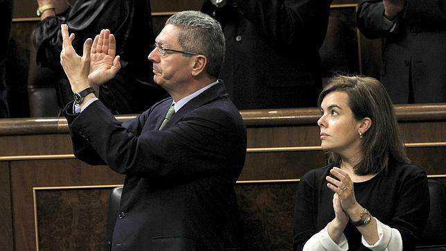 Ofensiva contra la reforma del Poder Judicial proyectada por Gallardón