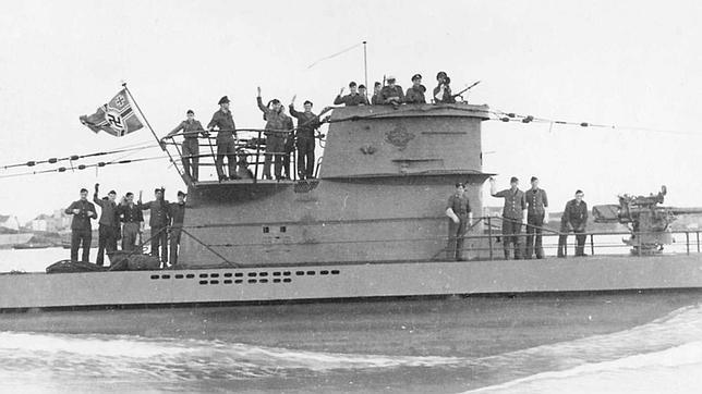 La dura vida en los submarinos nazis de la Segunda Guerra Mundial