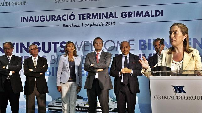 Ana Pastor asegura que no habrá «ni un duro» del Estado para salvar las autopistas