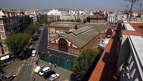 Mercadillos de barcelona la cultura de la calle - Calle manso barcelona ...