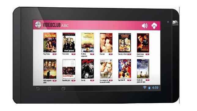 ABC te ofrece este domingo una tableta de 7 pulgadas por solo 49,99 euros
