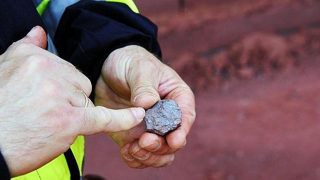 Una mina centenaria en Tierga (Zaragoza)