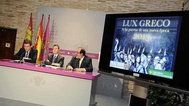 El Lux Greco 2013 busca mostrar a Toledo «como ciudad abierta»