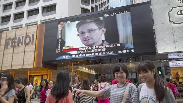 Derecho de asilo: un laberinto imposible para Snowden