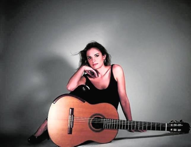 La croata Ana Vidovic lleva su virtuosismo al Góngora