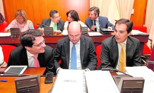 El PP pedirá al Gobierno central y regional los proyectos pendientes