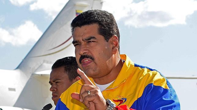 Maduro carga contra Rajoy para tapar sus problemas internos