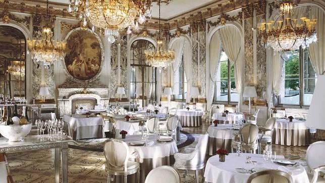 El lujoso hotel meurice de par s ficha al cocinero alain for Cocinero en frances