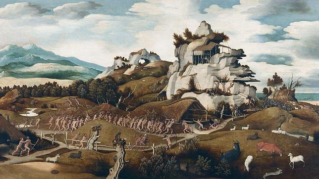 El Rijksmuseum compra el primer cuadro sobre el descubrimiento de América