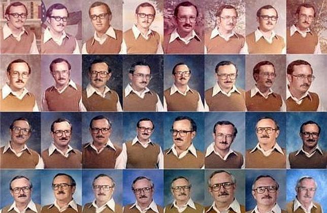 ¡40 años con la misma ropa!