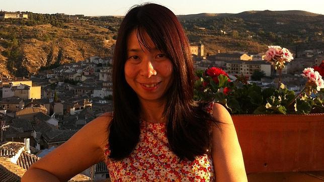 La japonesa que encontró un «milagro» en Toledo
