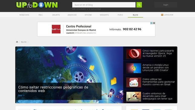 Uptodown, la alternativa independiente (y española) a Google Play y App Store