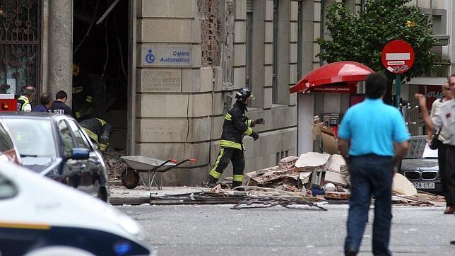 Interior detecta en Resistencia Galega la estructura de una banda terrorista
