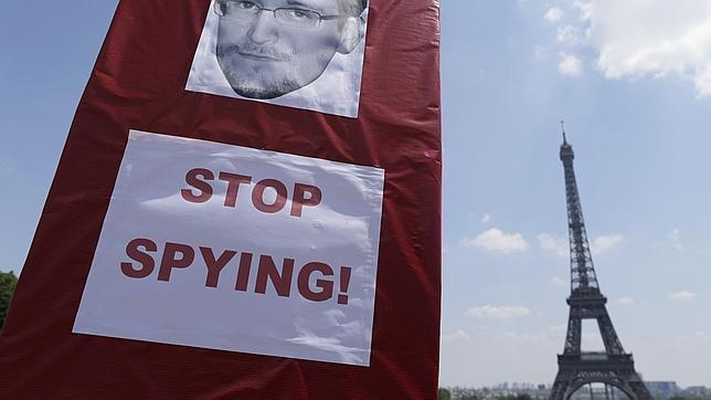 Snowden denuncia que Alemania sabía del programa de espionaje masivo de EE.UU.