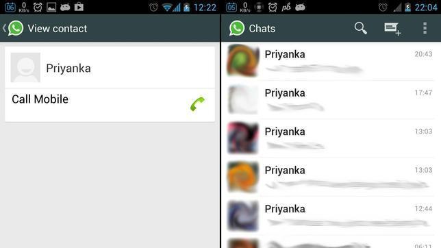 Priyanka, un nuevo virus que altera los contactos de WhatsApp