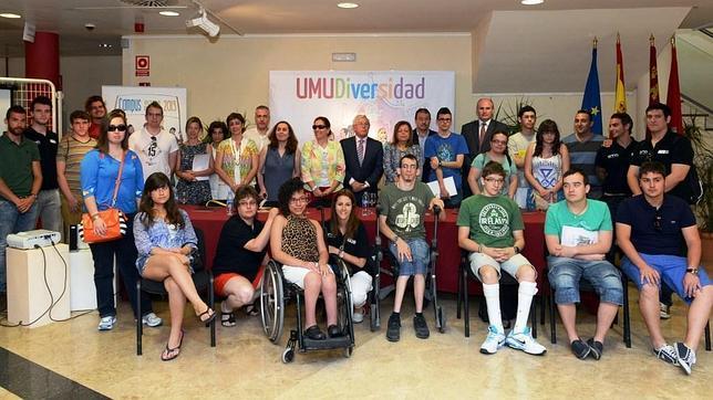 Arranca el Campus Inclusivo para personas con discapacidad