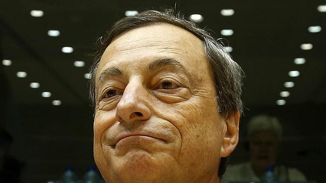 Draghi vislumbra la recuperación económica a finales de este año